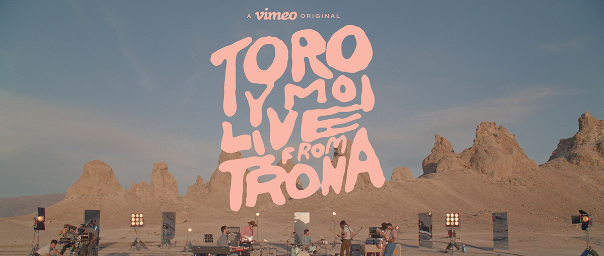 Watch the new Vimeo Original 'Toro y Moi: Live from Trona.'